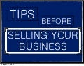 Tips Before Selling Your Business