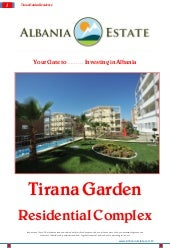 Luxury apartments for sale in Tiran...