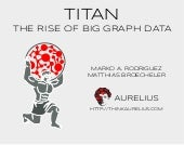 Titan: The Rise of Big Graph Data