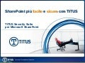 TITUS Security Suite per Microsoft SharePoint
