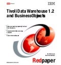 Tivoli data warehouse 1.2 and business objects redp9116