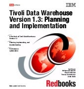 Tivoli data warehouse version 1.3 p...