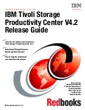 Tivoli storage productivity center ...