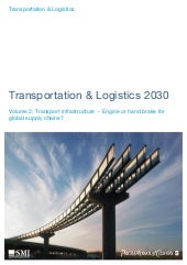 Transportation and Logistics 2030