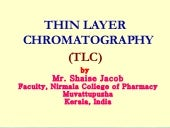 TLC, thin layer chromatography