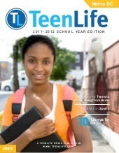 TeenLife Washington, DC: 2011-2012 ...