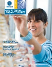 TeenLife Guide to Jobs and Internships