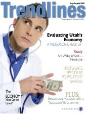 Trendlines: Perspectives on Utah's ...