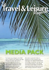 The Travel & Leisure Magazine Media...
