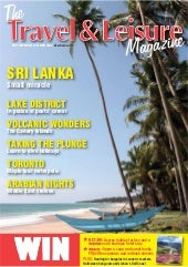 The Travel & Leisure Magazine Sept/...