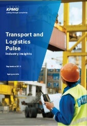Transport & Logistics Pulse - Septe...