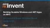 Building Scalable Windows and .NET ...