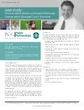 PCG Public Partnerships Case Study, TennCare CHOICES Program