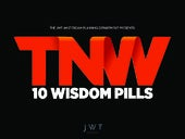 10 Wisdom Pills from The Next Web Conferences