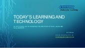 Today's Learning and Technology – H...