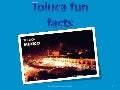 Toluca fun facts