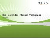 Interne Verlinkung - Tom Zeithaml