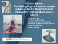 RSV and The Ulu: The Cutting Edge of Research into the Causes of Severe Recurrent Lower Respiratory Tract Infections in Inuit Infants
