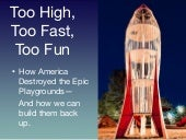 Too High, Too Fast, Too Fun: How Am...