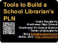 Tools to Build a School Librarian's PLN