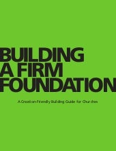 "Building a Firm Foundation: ""Green""..."