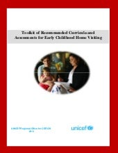 Toolkit of recommended curricula an...