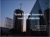 Tools for the Journey: Learn - Celebrate