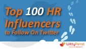 100 HR Pros to Follow on Twitter