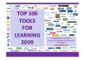 Top 100 Tools for Learning 2009