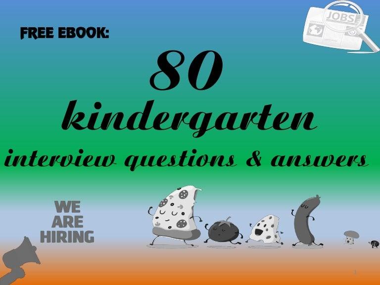 Worksheets Questions For Kindergarten top 10 kindergarten interview questions with answers