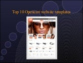 Top 10 opencart website templates for ecommerce