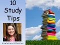 Top 10 Study Tips for College Students