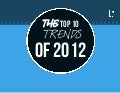 Top 10 Trends of 2012