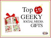 Top 15 Geek Social Media Gifts