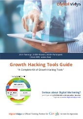 Top 19 Growth Hacking Tools