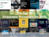 Check Out The 20 Best SlideShares of 2015