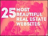Top 25 Most Beautiful Real Estate Websites