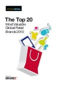 Top 25 Retail Brands - Kantar Retail