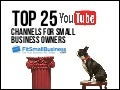 Top 25 Youtube Channels For Entrepreneurs