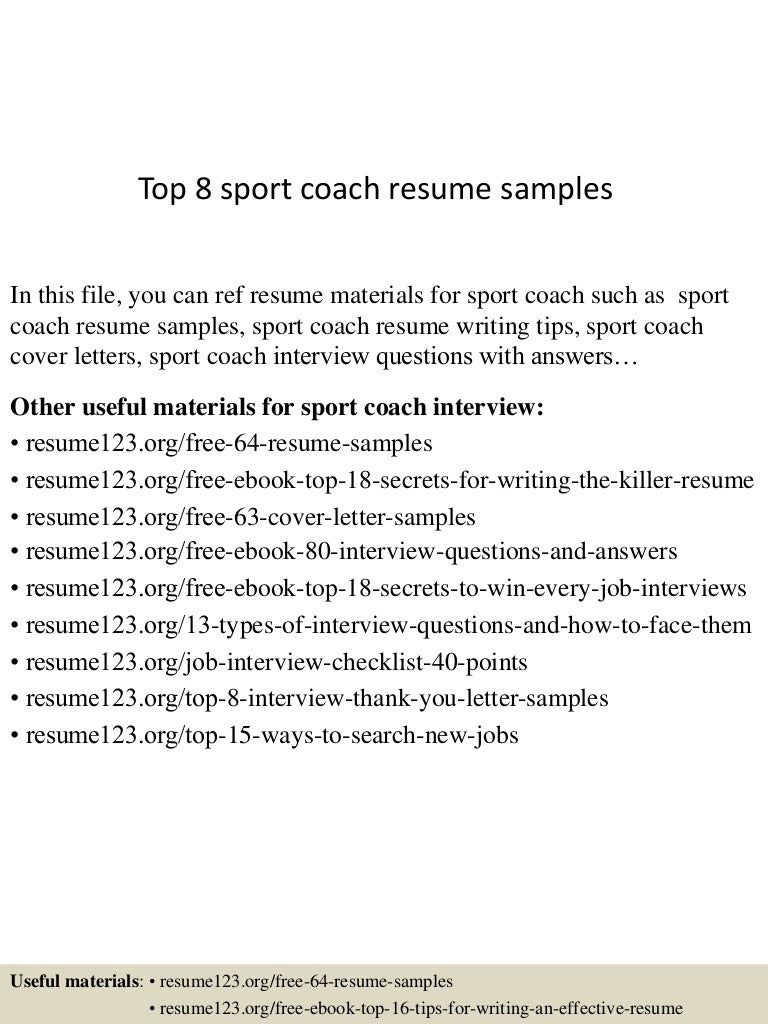 soccer coaching resume and as an additional bonus for ordering today you ll also receive pre