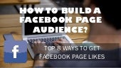 Top 8 Ways to Build your Facebook P...
