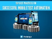 Top Best Practices for Successful M...