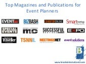 Top Magazines and Publications for ...