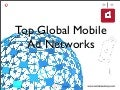 Top Global Mobile Ad Networks