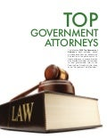 David Jove Top Government Lawyer 2009