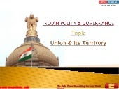 Topic 3-union-and-its-territory