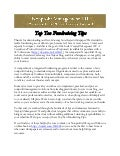 Top Ten Fundraising Tips white paper