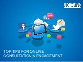Top Tips for Consultation and Engag...