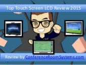 Top Touch Screen LCD's 2015