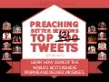 TOP 121 TWEETS ON HOW TO PREACH BETTER @therocketco #preachrocket